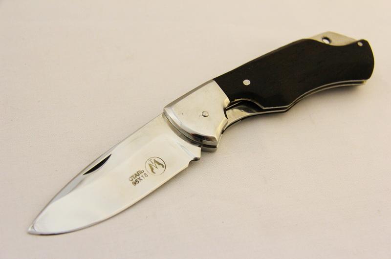 Складной нож МТ-6 95х18 11