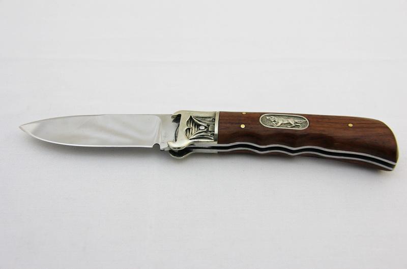 Складной нож МТ-1 95х18 2