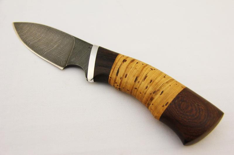 Охотничий нож Кустарь ДБ