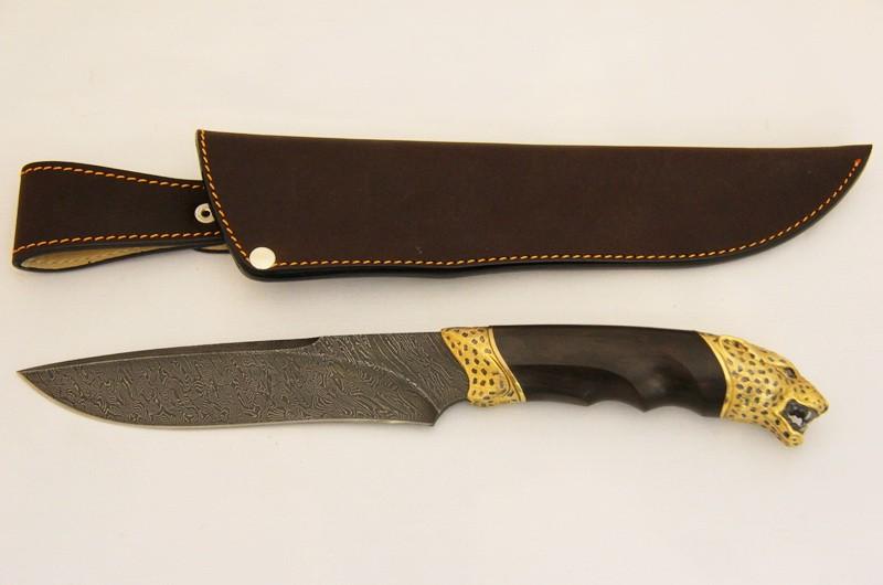 Эксклюзивный нож Ягуар 2