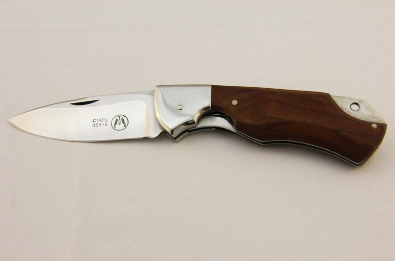 Складной нож МТ-6 95х18 2