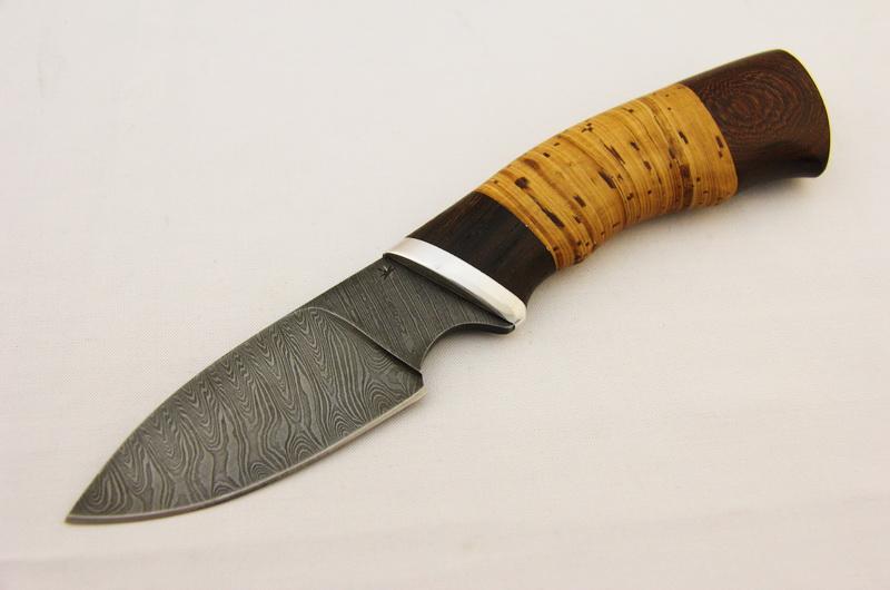 Охотничий нож Кустарь ДБ 3