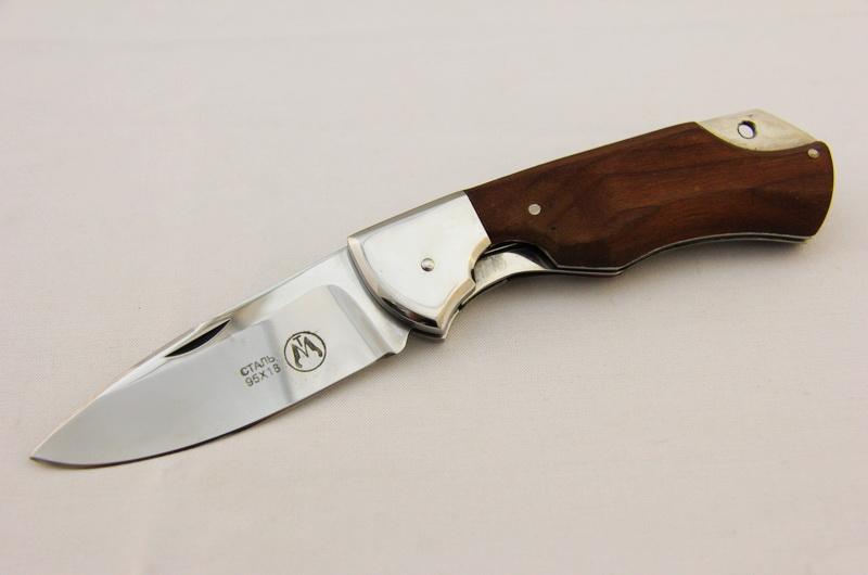 Складной нож МТ-6 95х18 3