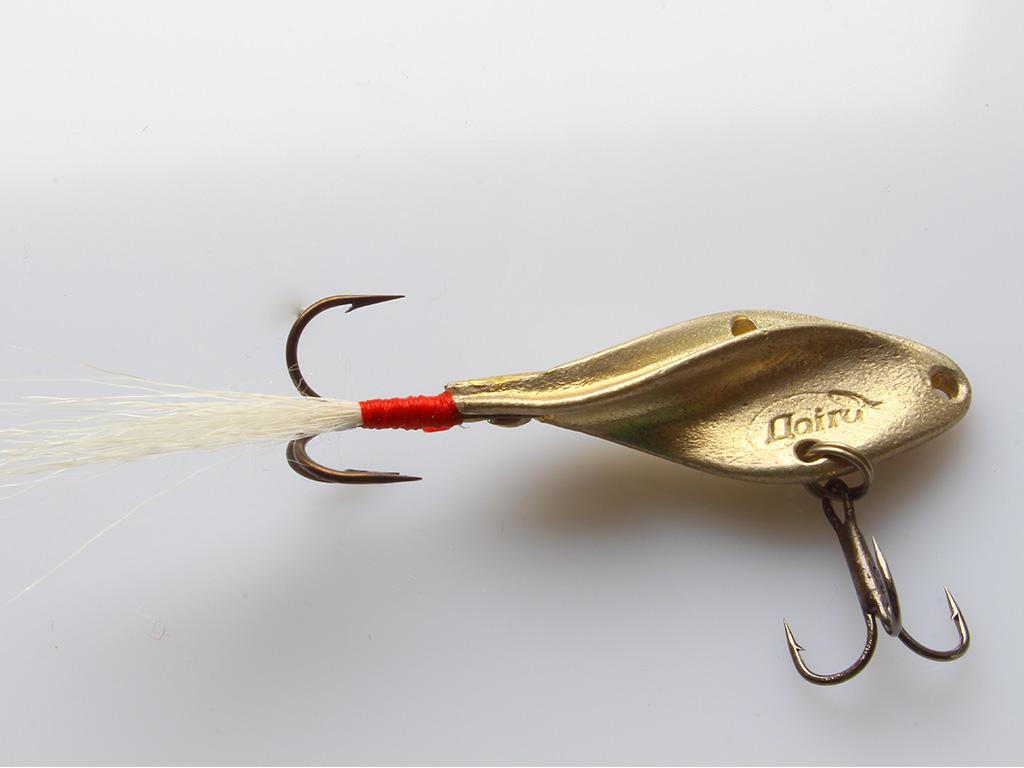 Блесна-балансир LuxFish Screw 5 граммов