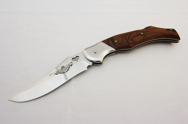 Складной нож МТ-3 95х18 3