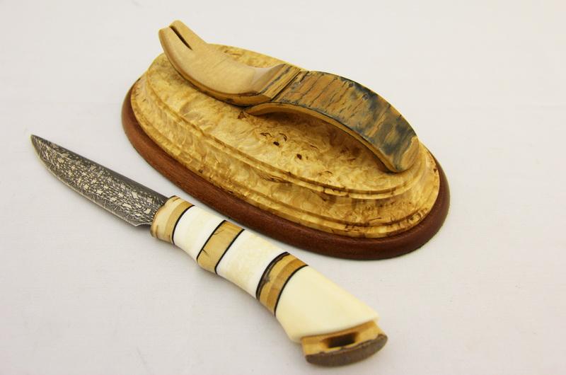 Нож эксклюзивный «Мамонтенок» 4
