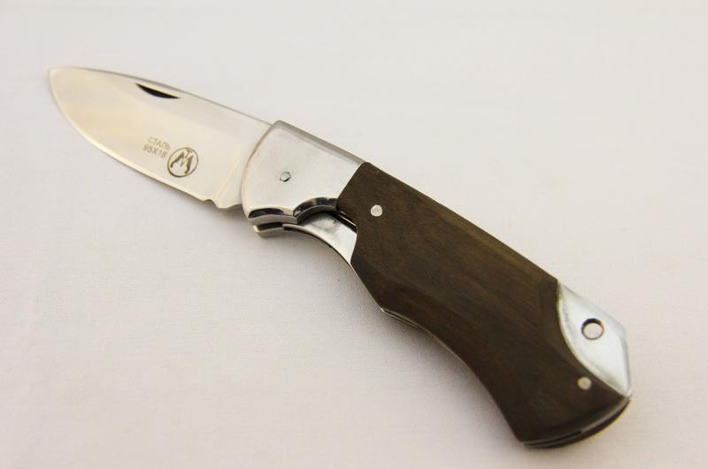 Складной нож МТ-6 95х18 5
