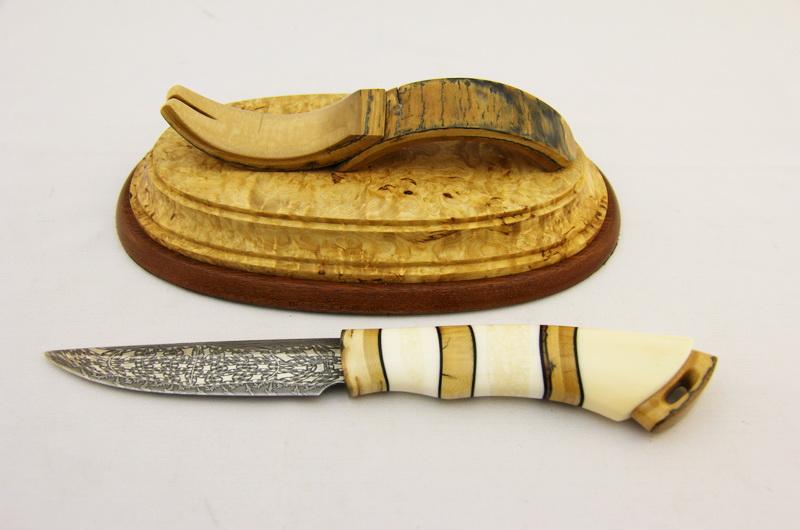 Нож эксклюзивный «Мамонтенок» 5