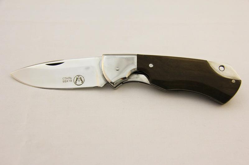 Складной нож МТ-6 95х18 6