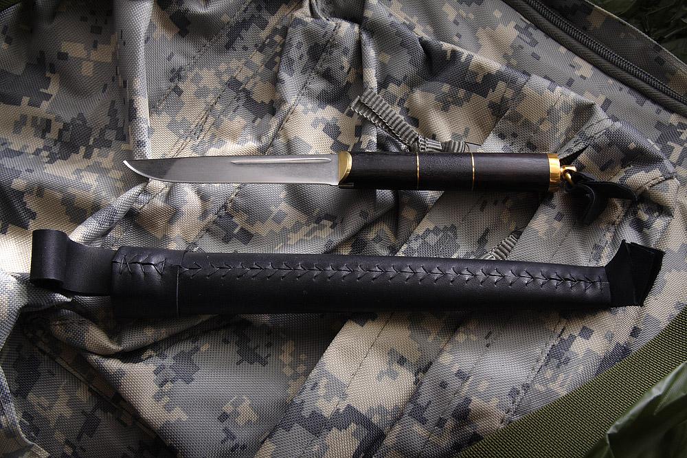 Нож Абхазский малый 3