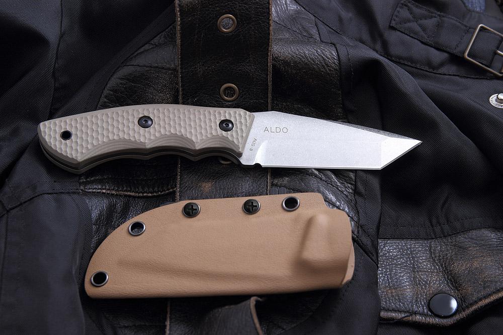 Тактический нож Mr.Blade-ALDO