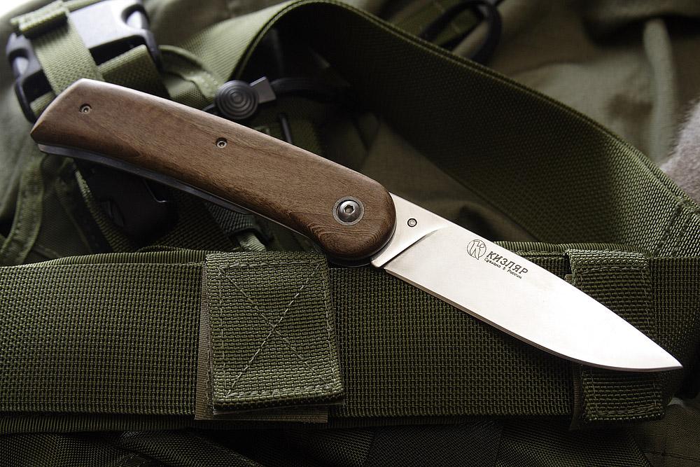 Складной нож Байкер-1 (орех) 2
