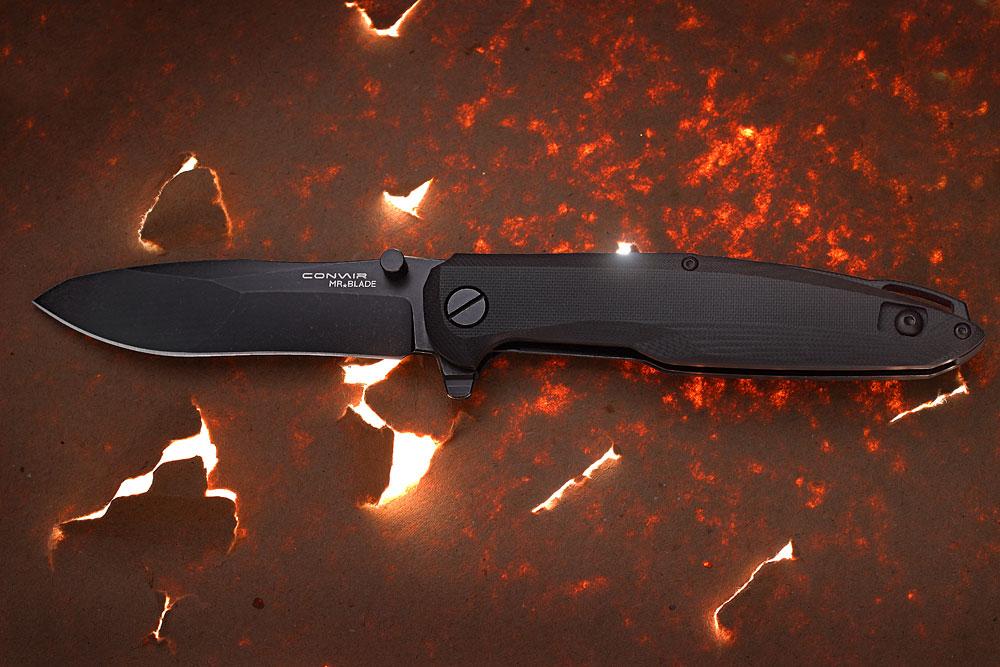 Складной нож Mr.Blade-CONVAIR BLACK
