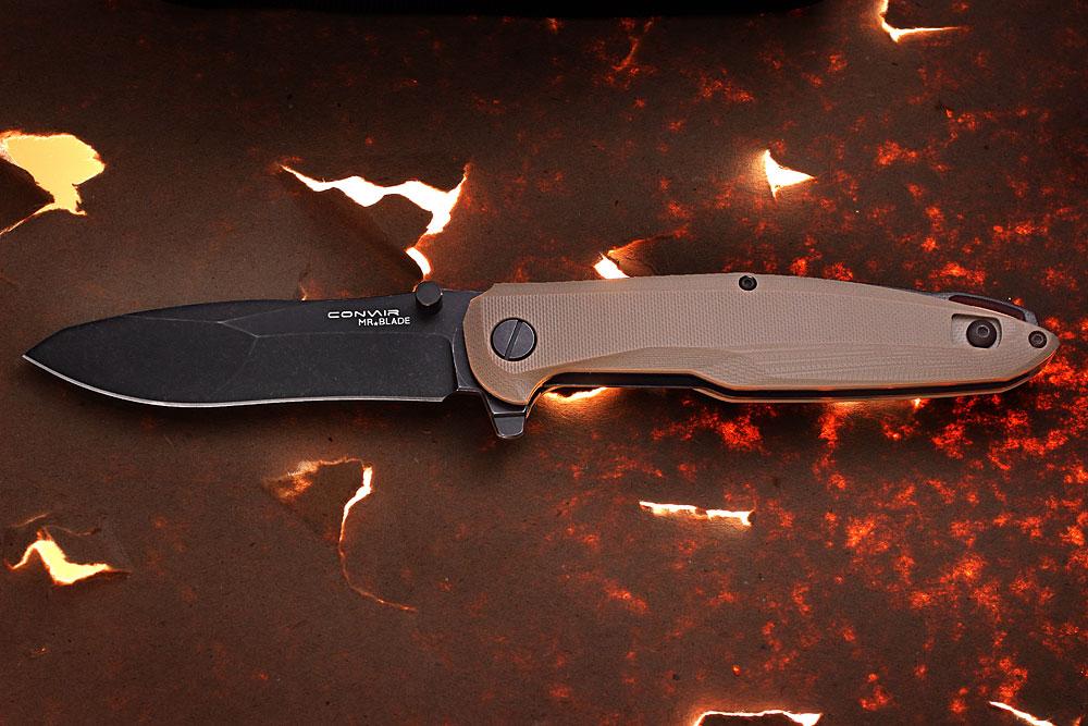 Складной нож Mr.Blade-CONVAIR TAN