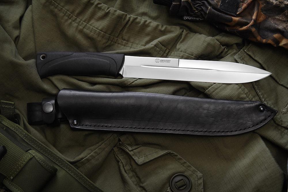 Нож Егерский эластрон 2