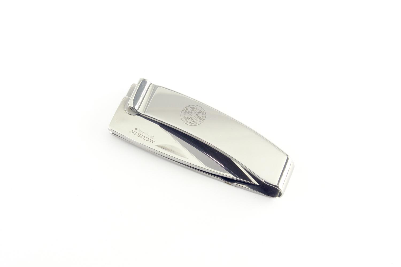 Складной нож зажим для денег MCUSTA 3
