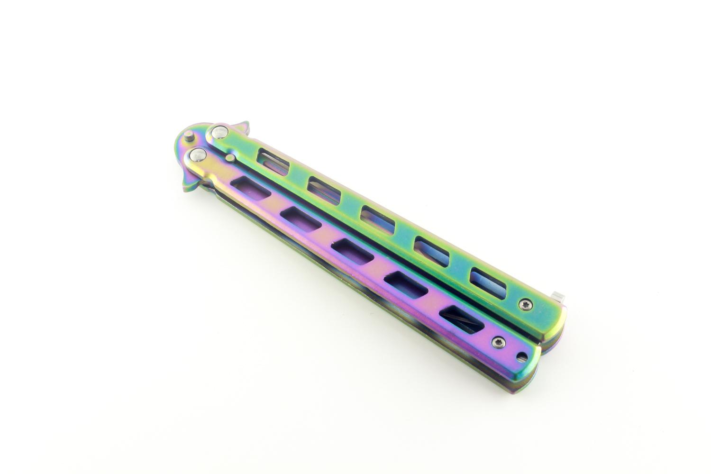 Нож бабочка(балисонг) Benchmade BT111 3