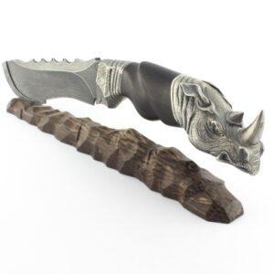 """Эксклюзивный нож """"Носорог"""""""