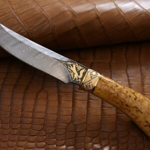 Нож эксклюзивный Куница