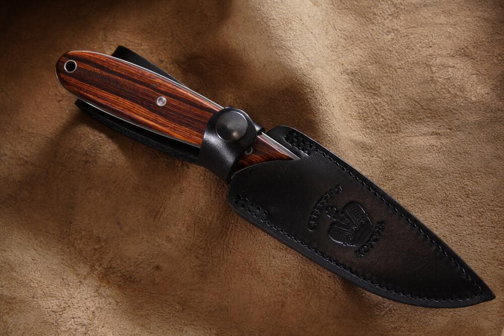 Охотничий нож Лесной 3