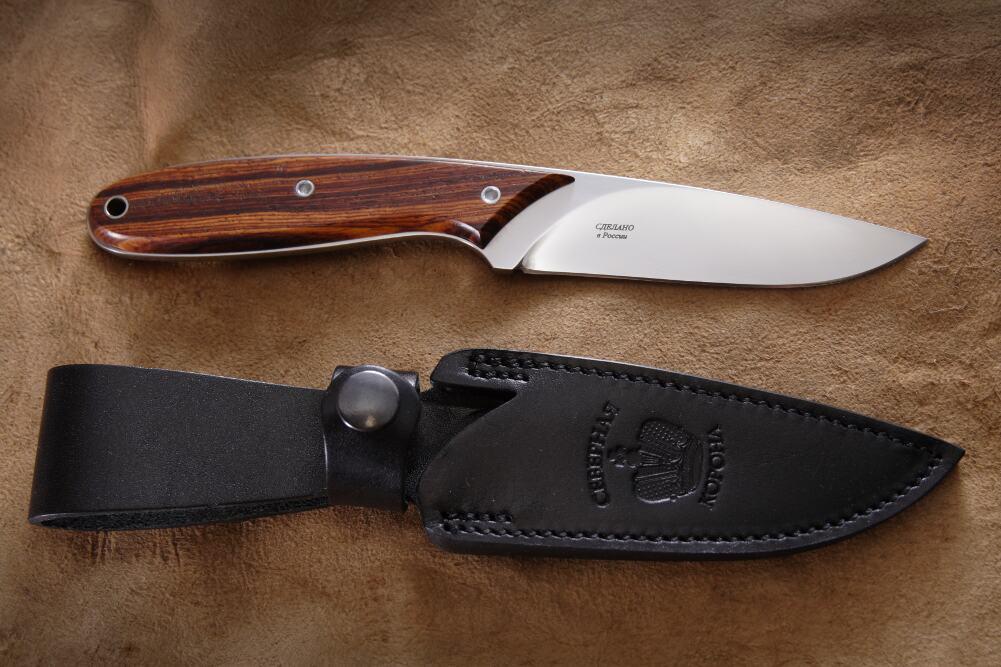 Охотничий нож Лесной 4