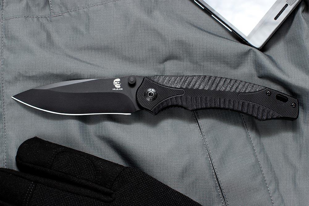 Складной нож Mr.Blade-OPAVA BLACK