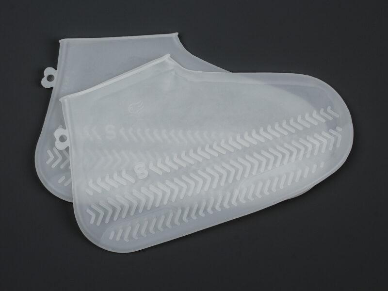 бахилы силиконовые прозрачные
