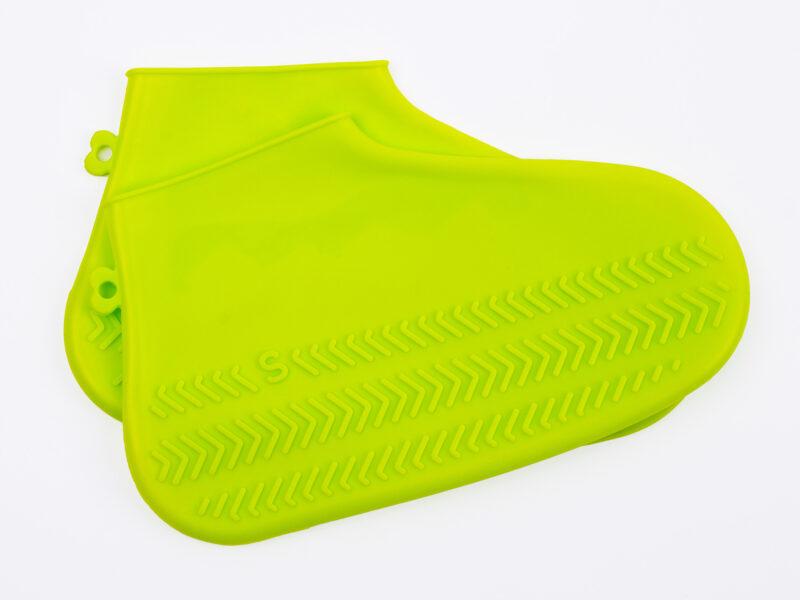 бахилы силиконовые зеленые