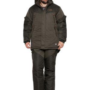 Мужской костюм Диверсант Таслан до -45°C для охоты и рыбалки