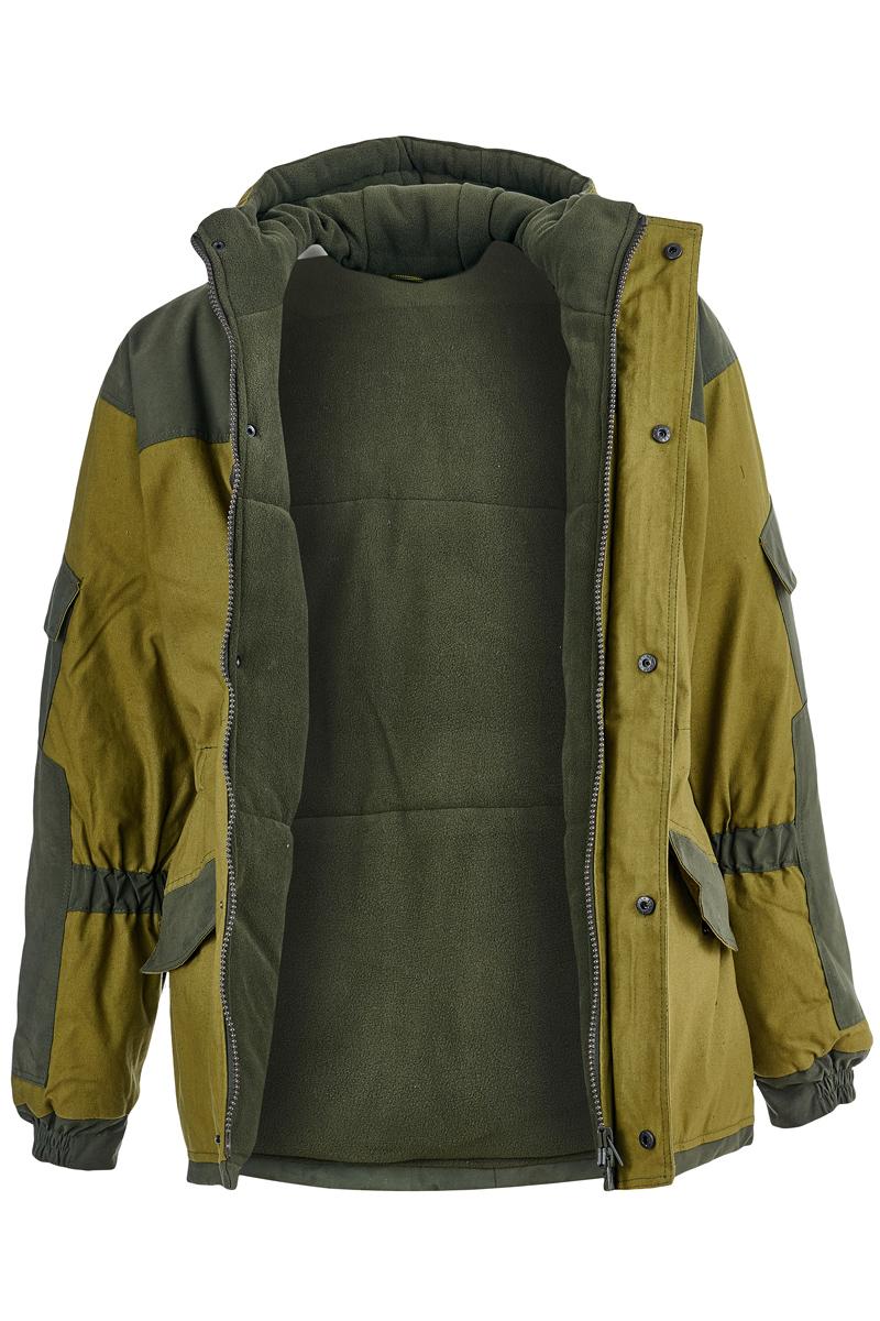 Мужской костюм Горка 3.1 Палатка до -35°C для охоты и рыбалки