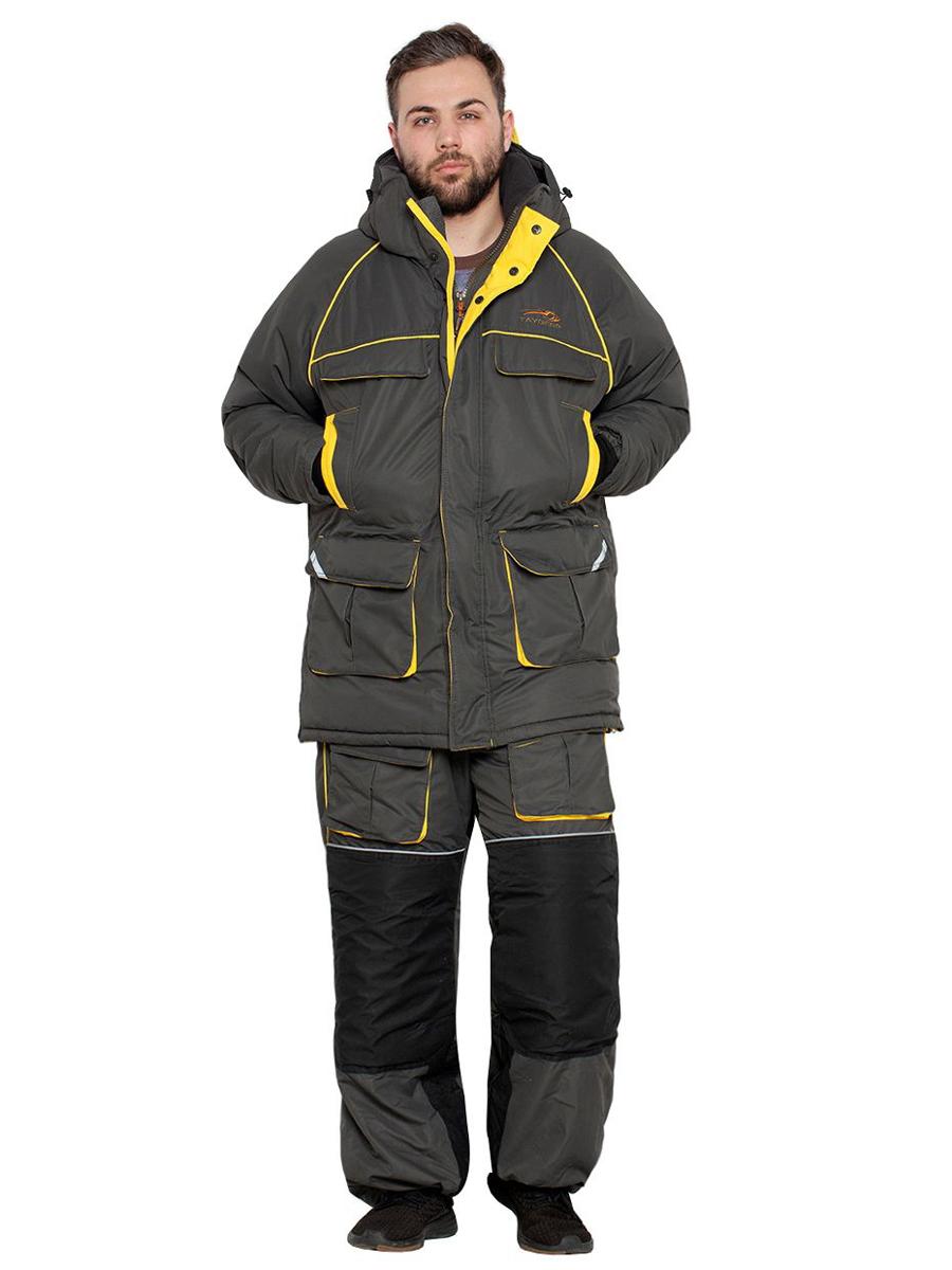 Мужской костюм Камчатка Таслан до -45°C для охоты и рыбалки