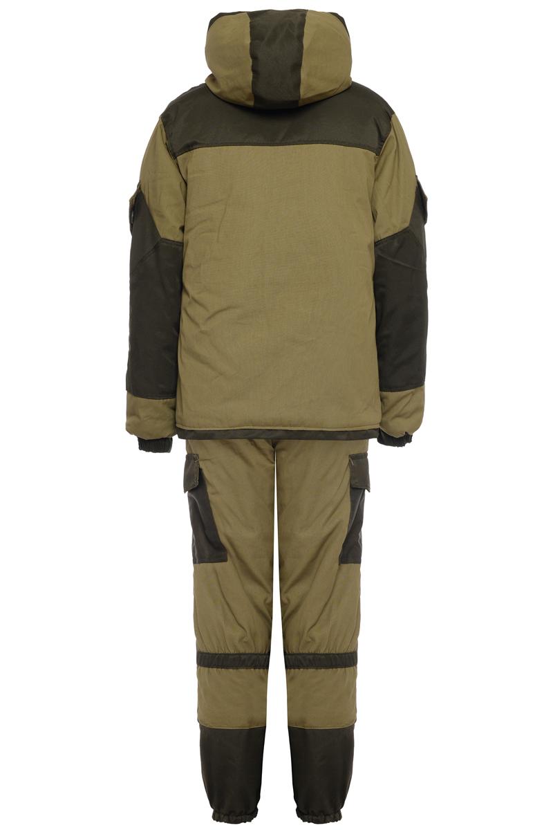 Мужской костюм Викинг Палатка до -25°C для охоты и рыбалки хаки