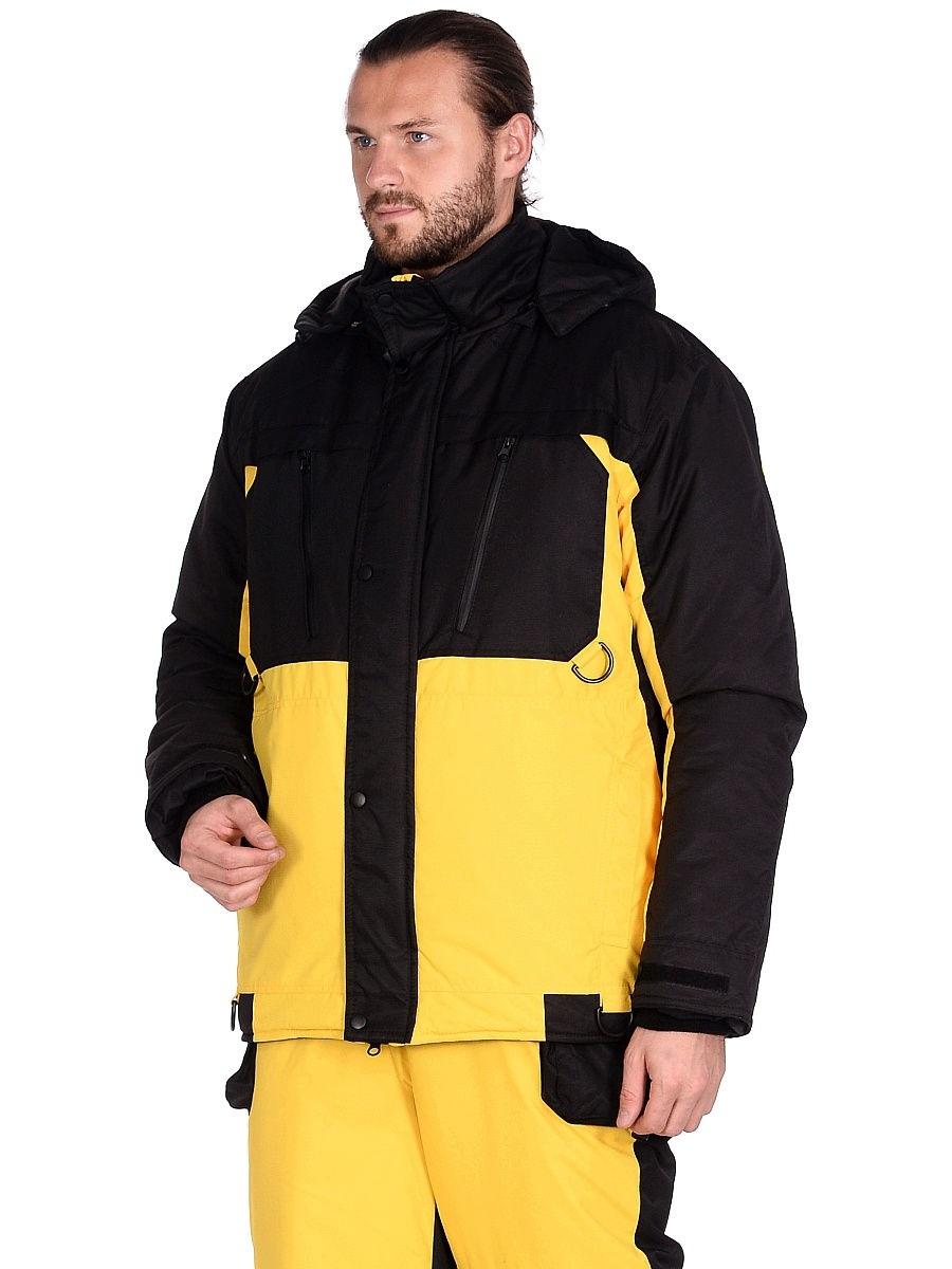 Костюм Фишер желтый -35°C
